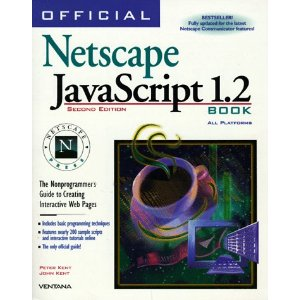 The Official Netscape JavaScript Book